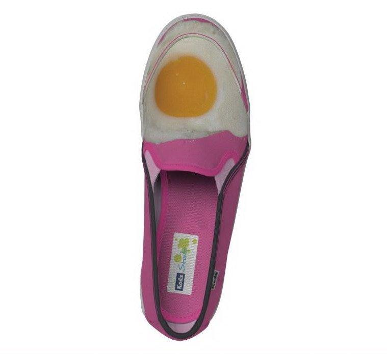 Высококалорийная обувь